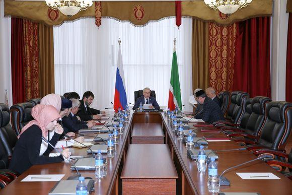 Юсуп Сайдуев провёл заседание комитета