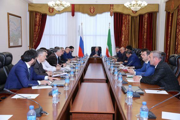 В Парламенте Чечни обсудили важные законопроекты