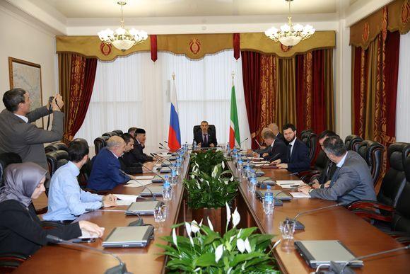 В Парламенте Чечни рассмотрели изменения закона о комиссии по регулированию социально-трудовых отношений