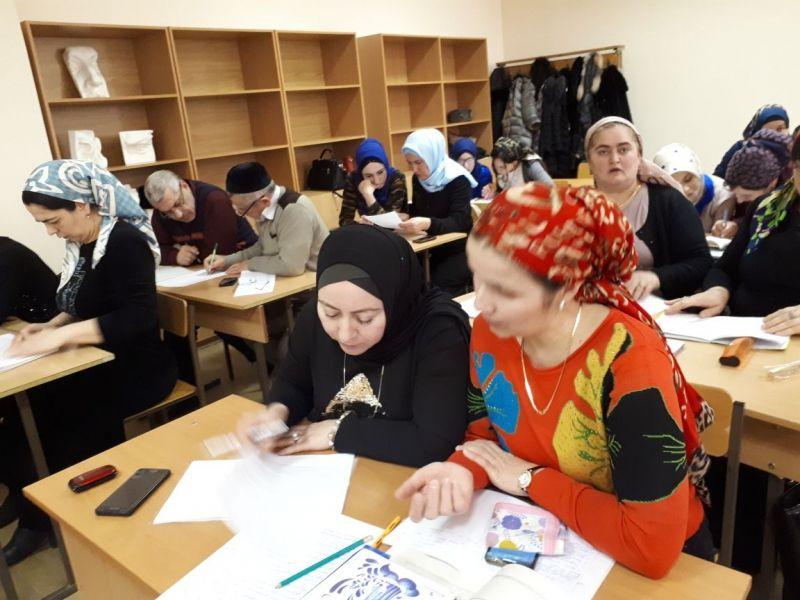Чеченская республика: Дефициты в области методической компетентности будут устранены