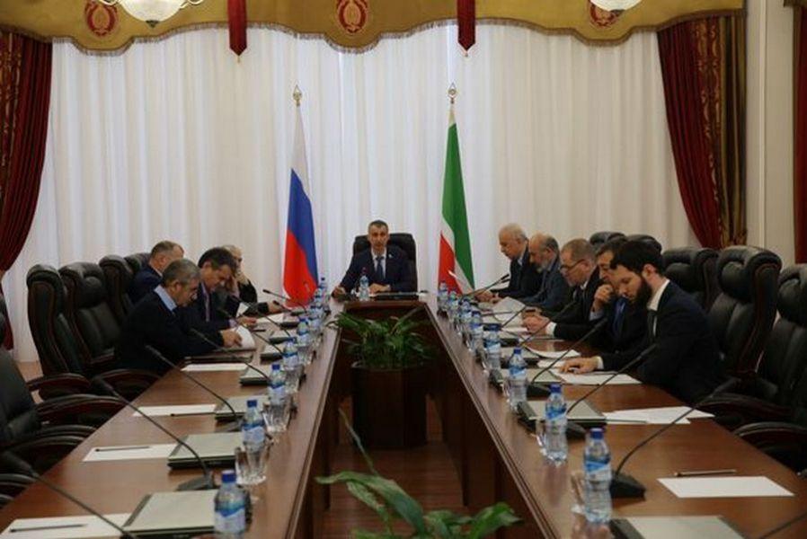 Комитет Парламента ЧР по вопросам соцполитики рассмотрел ряд проектов федеральных законов