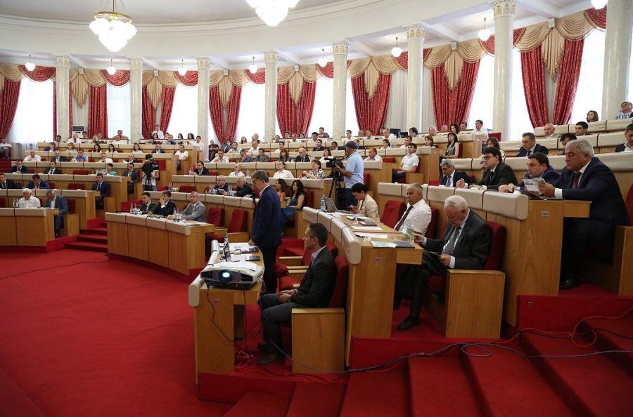 Четвертая бизнес-сессия «Инвестируй в Кавказ» начала работу в Нальчике
