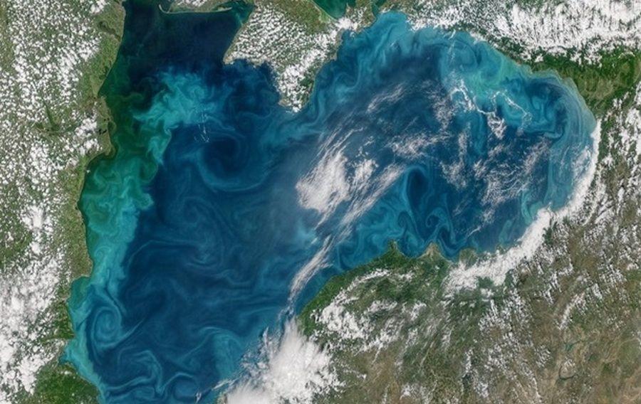 NASA: Черное море меняет свой цвет