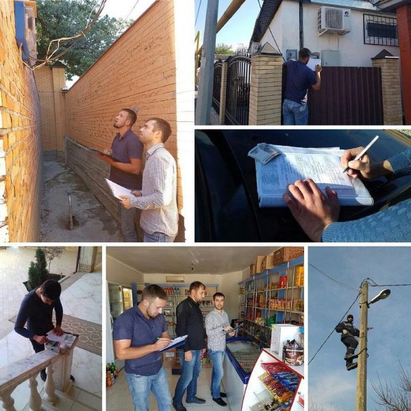 С начала года в Курчалоевских РЭС на отключение света за неуплату оформлены 1326 заявок