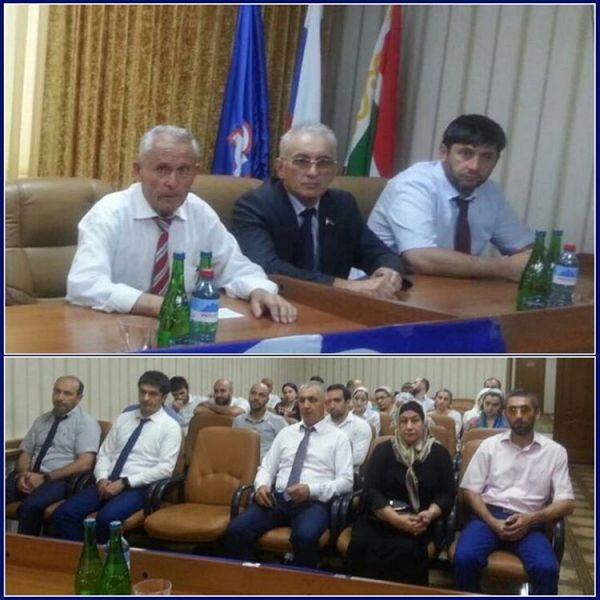 Депутаты Чечни провели разъяснительную беседу с населением