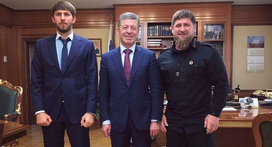 Руководитель  Чечни попросил увеличить федеральные дотации региону