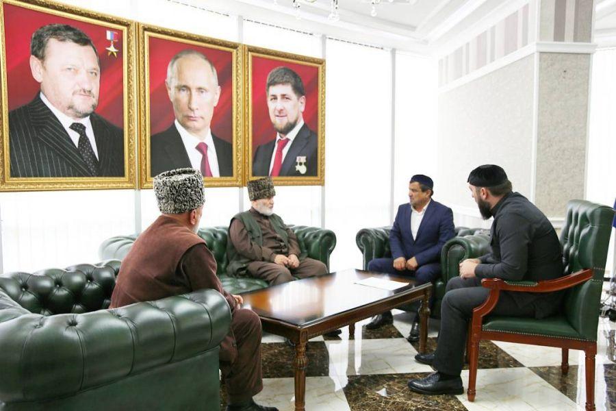 Религиозные деятели Ингушетии обратились к чеченским коллегам по вопросу примирения кровников из ЧР и РИ