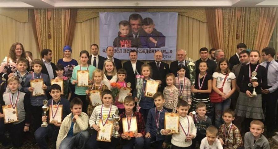 В Ростове-на-Дону завершился VII Всероссийский детско-юношеский турнир по быстрым шахматам памяти А-Х. Кадырова