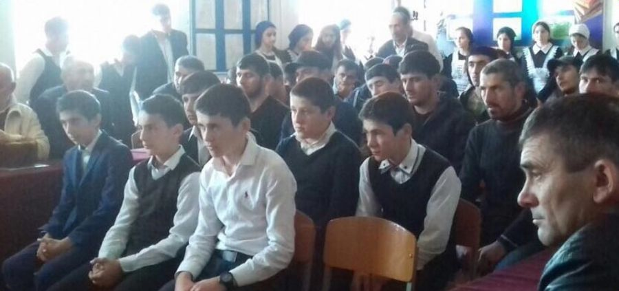 Школьникам из отдаленных сел ЧР рассказали об их правах и обязанностях