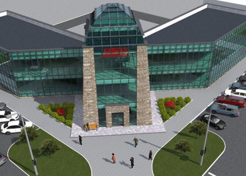 В Гудермесе появится новое здание внутриреспубликанского и межрегионального автовокзала