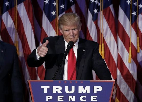 Трамп — Президент, что дальше…