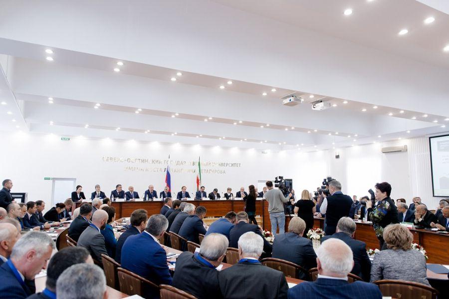 Конференция «Иран и Северный Кавказ: история и перспективы сотрудничества» открылась в Северной Осетии-Алании