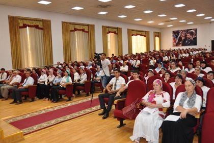 Встреча депутатов с избирателями