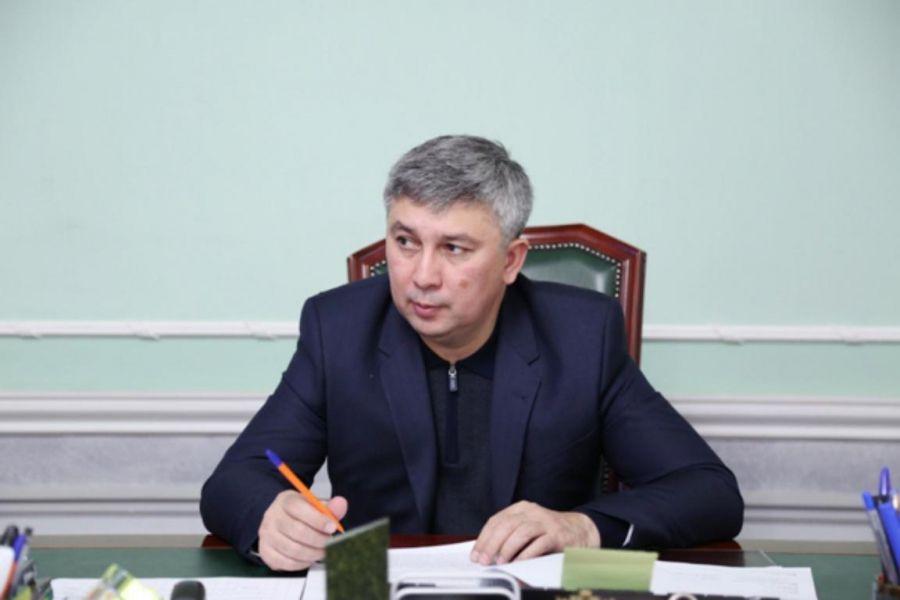 Начальник УФСИН по ЧР Анзор Ирисханов провел личный прием осужденных
