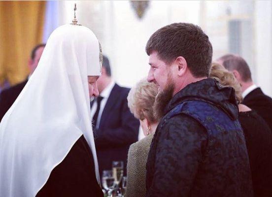 Глава ЧР Рамзан Кадыров поздравил православных христиан с Рождеством
