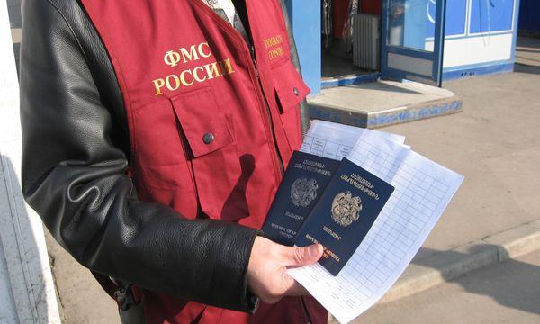Житель Чечни нарушил миграционное законодальство
