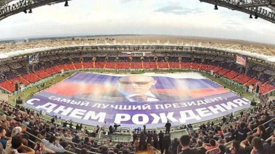 Кадыров, Кержаков иКарпин вГрозном сыграют против ветеранов сборной Италии