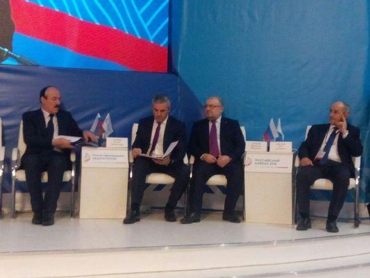 В Пятигорске обсудили вопросы социально-экономического развития СКФО