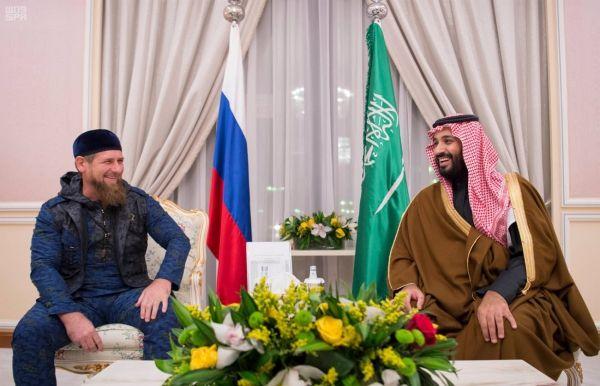 Рамзан Кадыров прибыл с рабочим визитом в КСА
