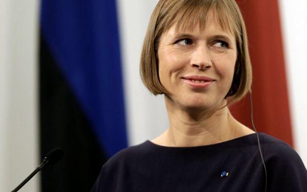 Мошенник похитил данные банковской карты президента Эстонии