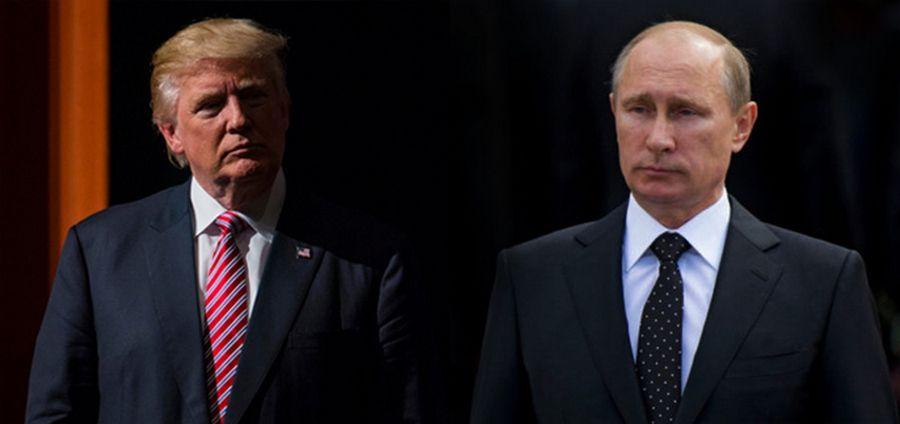 Стала известна повестка встречи Путина и Трампа