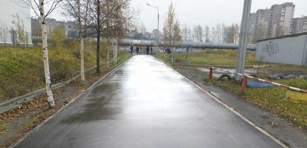 Петербургского чиновника уволили за ремонт дороги с помощью «фотошопа»