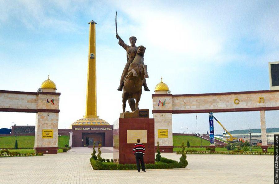 В Грозном к двухсотлетию города отреставрируют 12 объектов культурного наследия