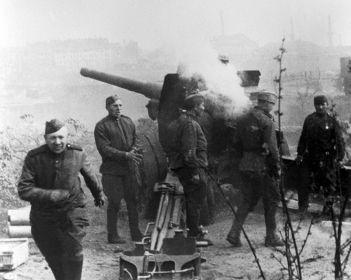 20 апреля начался штурм Берлина