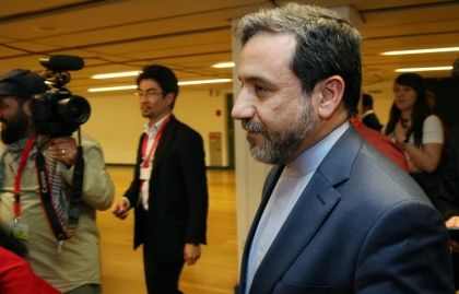 На фото: Замминистра иностранных дел ИРИ Аббас Арагчи