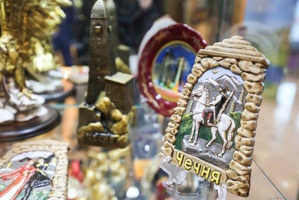 В Минкульте Чечни обсудили создание в Грозном магазина-салона сувенирных изделий по национальной тематике