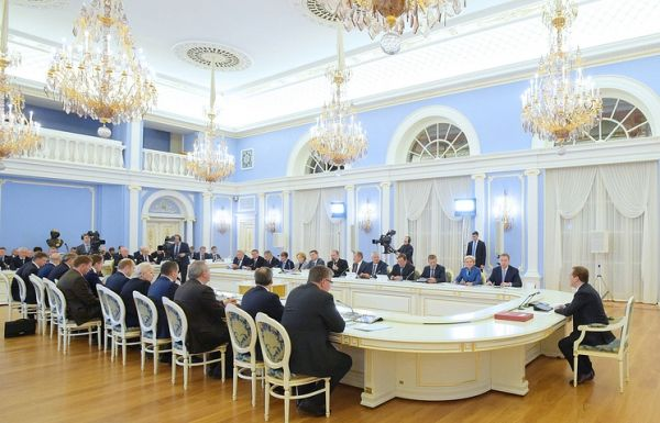 Медведев подписал постановление об организации проектной деятельности в правительстве РФ