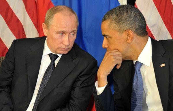 Путин и Обама обсуждали размежевание террористов и оппозиции в Сирии