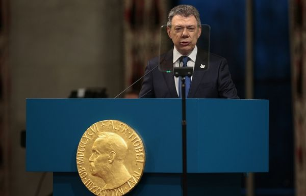 Президент Колумбии заявил о начале исполнения мечты Габриэля Гарсии Маркеса