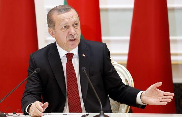 Эрдоган заявил, что имеет доказательства поддержки ИГ коалицией во главе с США
