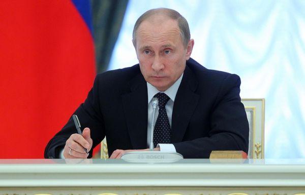 Путин установил 27 марта Днем войск национальной гвардии РФ
