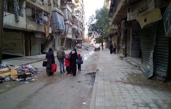 Более четырех тысяч сирийцев получили около шести тонн помощи из России