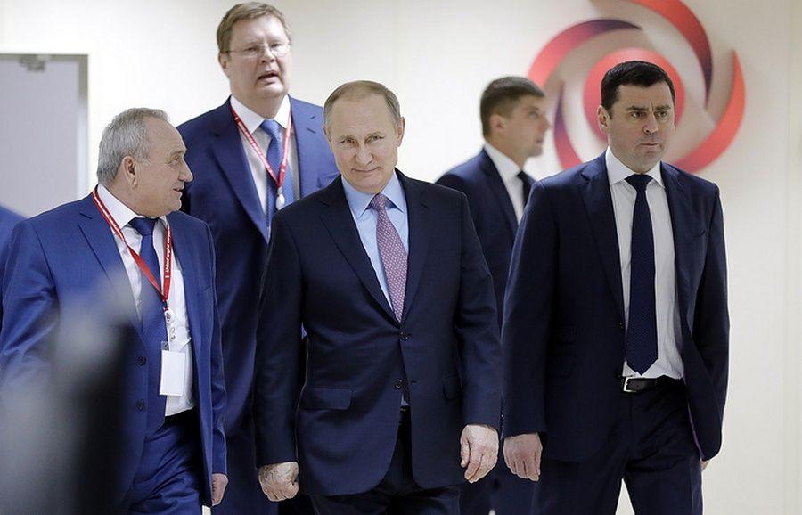 Путин: эффективность российского оружия в Сирии привела к росту экспорта вооружений