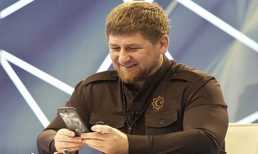 У Рамзана Кадырова появился канал в Telegram