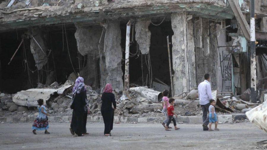 Война в Сирии унесла жизни более 330 тыс. человек