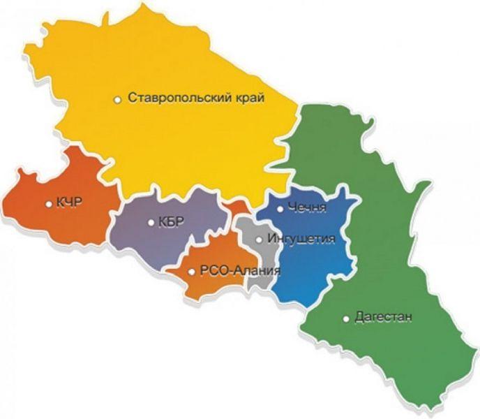 Инвестиционные проекты в субъектах Северного Кавказа