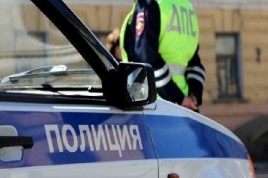 В Чечне обнаружили машину, разыскиваемую дагестанским МВД