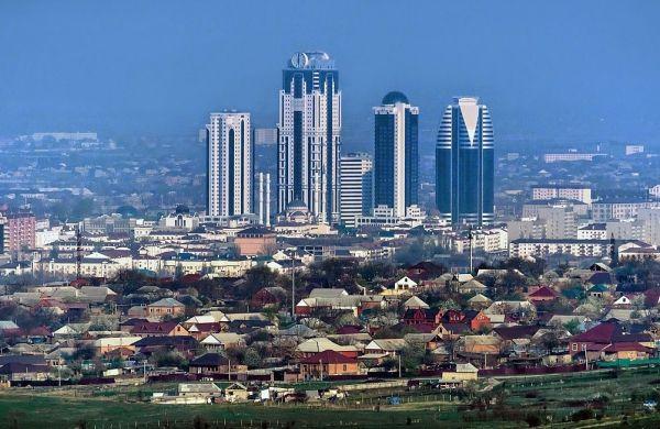 Грозный получил диплом в рамках конкурса Город где хочется жить