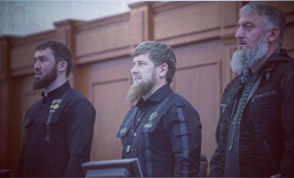 Р. Кадыров поздравил парламентариев ЧР с одиннадцатилетием