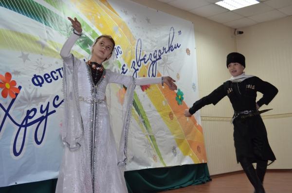 Объявлен конкурс-фестиваль «Хрустальные звездочки»