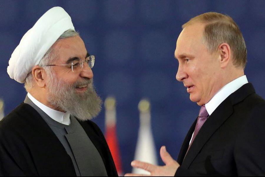 Россия и Иран подписали около двух десятков документов