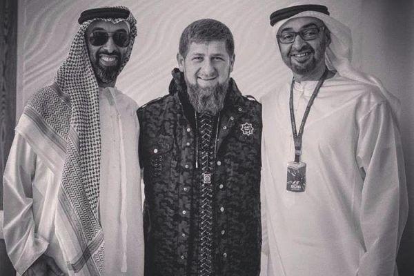 Рамзан Кадыров поздравил народ ОАЭ с национальным днем