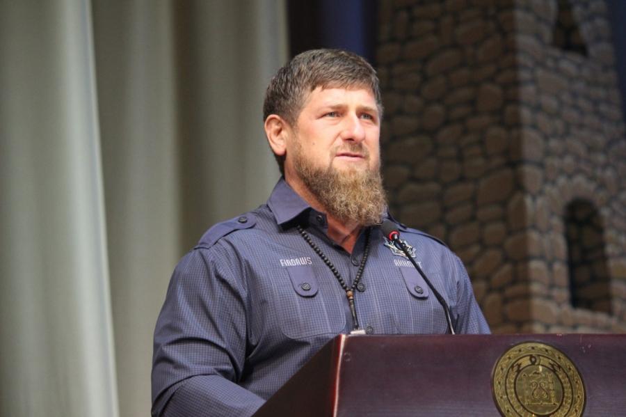 Кадыров поведал ожелающем сдаться «влиятельном командире» изСирии