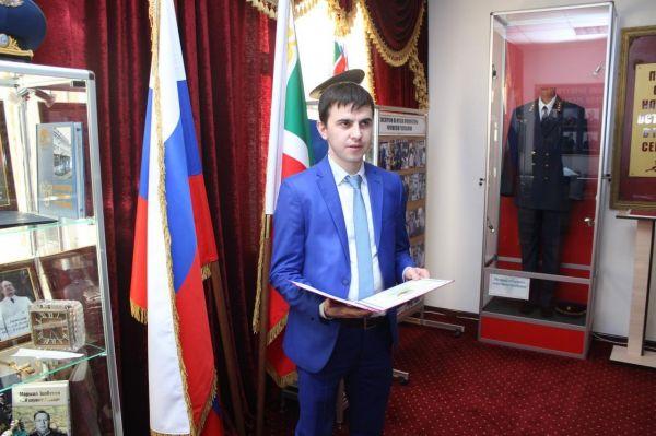 В прокуратуре Чечни состоялось торжественное принятие присяги