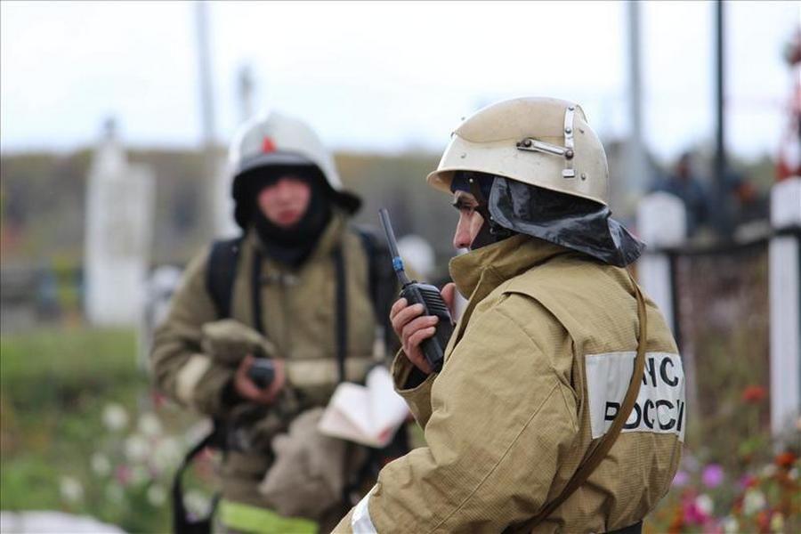 Сотрудники МВД и МЧС по ЧР приняли участие в командно-штабных учениях
