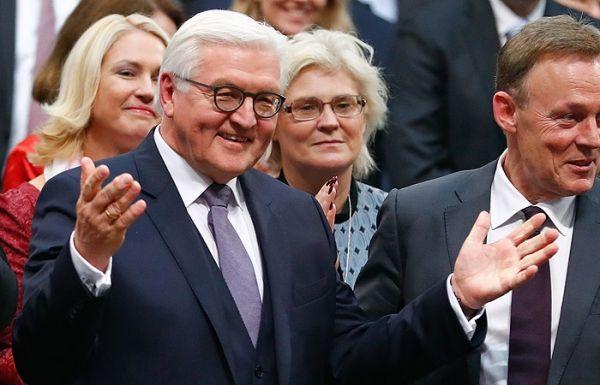 Штайнмайер - новый президент Германии